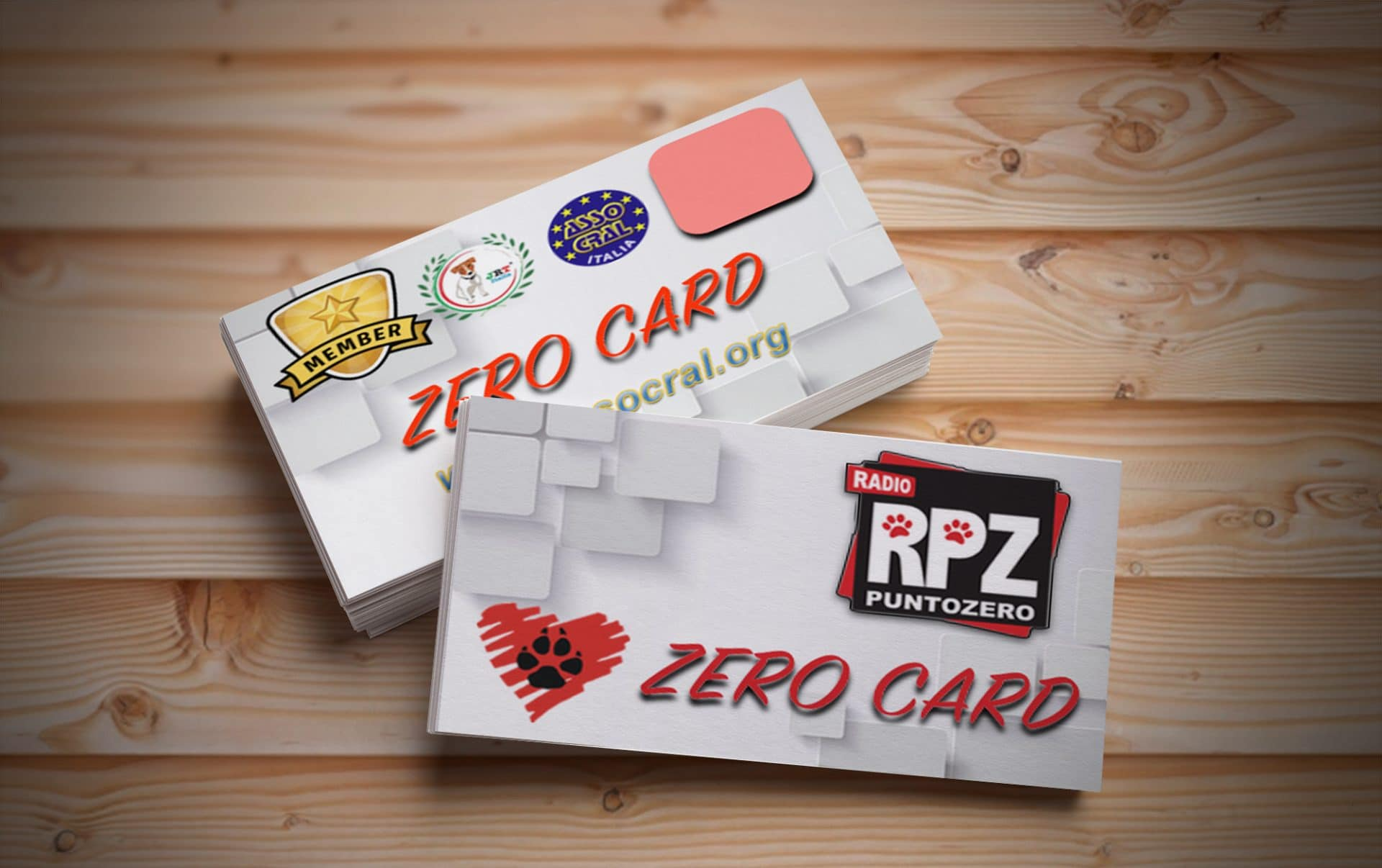 card-2 Zero Card